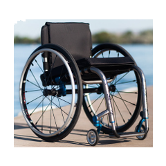 DMERT202 - High-End Manual Wheelchairs
